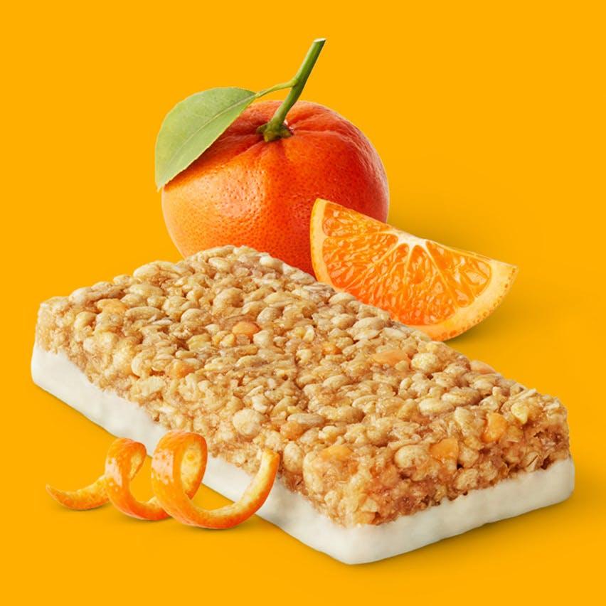 LUNA Prebiotic Tangerine Zest