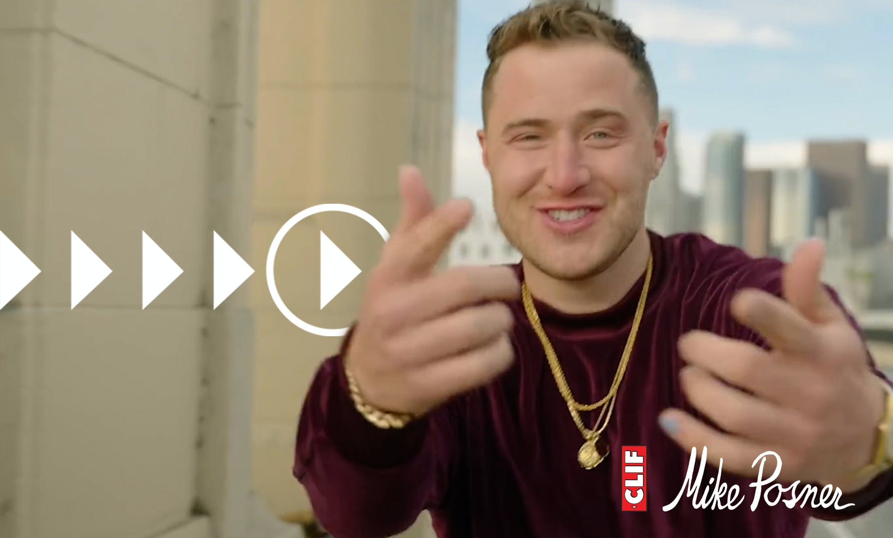 Remix in Motion - Mike Posner