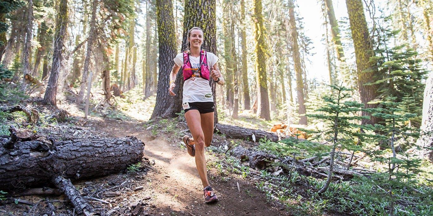 Stephanie Howe running